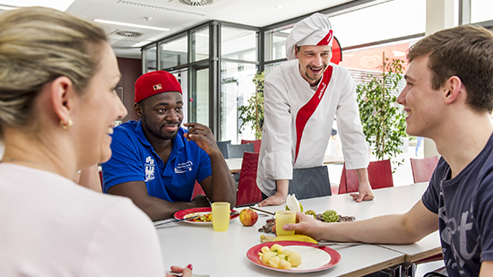 Food Services for Universities